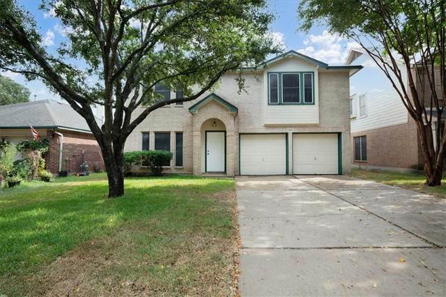 2203 Grove Dr, Round Rock, TX 78681 (#4994461) :: Front Real Estate Co.