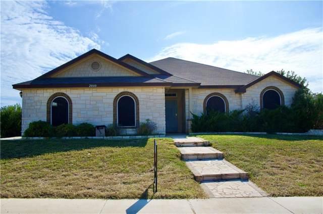 2800 Montague County Dr, Killeen, TX 76549 (#4994734) :: Douglas Residential