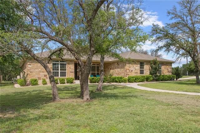 210 Thoroughbred Trce, Liberty Hill, TX 78642 (#4995688) :: Ben Kinney Real Estate Team