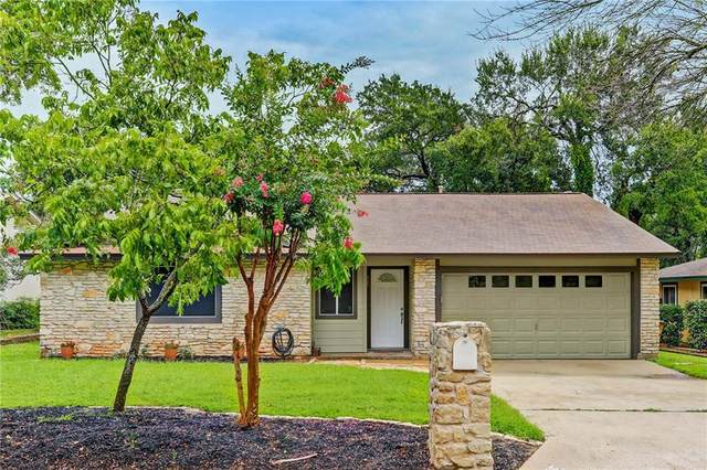 12105 Saxony Ln, Austin, TX 78727 (#4996574) :: Papasan Real Estate Team @ Keller Williams Realty