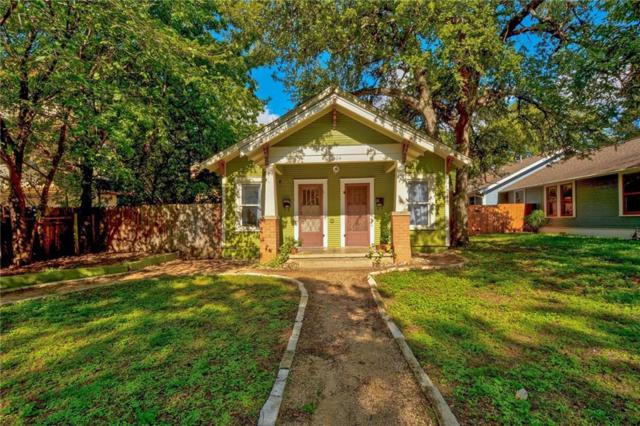 4004 Avenue A, Austin, TX 78751 (#4997013) :: Ben Kinney Real Estate Team