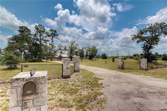 173 Cassel Way, Bastrop, TX 78602 (#4997597) :: The Perry Henderson Group at Berkshire Hathaway Texas Realty