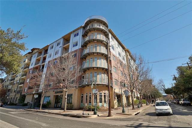 910 W 25th St #208, Austin, TX 78705 (#4997734) :: Front Real Estate Co.