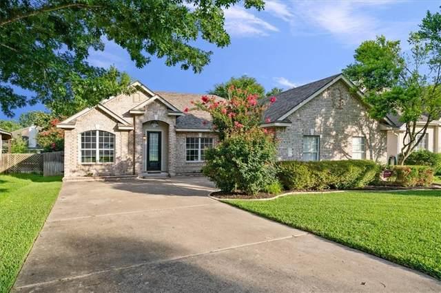 2107 Speidel Dr, Pflugerville, TX 78660 (#4998320) :: Papasan Real Estate Team @ Keller Williams Realty