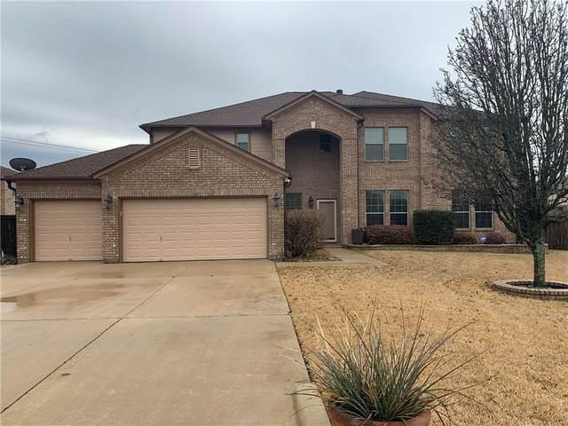 104 Water Oak Cv, Round Rock, TX 78664 (#4998413) :: Realty Executives - Town & Country