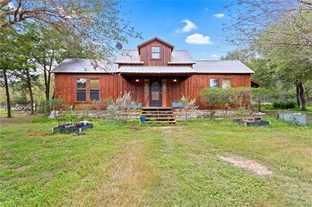 183 Sendero Cv, Cedar Creek, TX 78612 (#4998434) :: The Heyl Group at Keller Williams