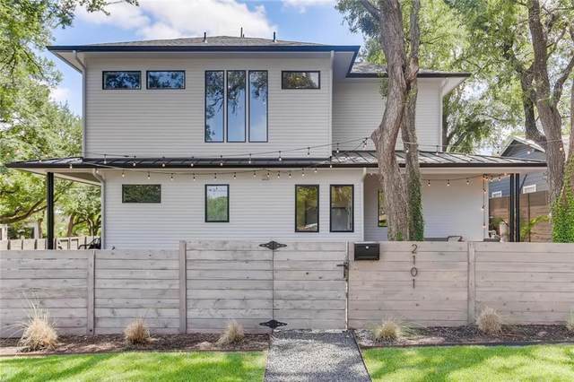 2101 Rabb Glen St, Austin, TX 78704 (#4999527) :: Front Real Estate Co.