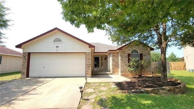 1103 Verbena Ct, Leander, TX 78641 (#4999796) :: Papasan Real Estate Team @ Keller Williams Realty