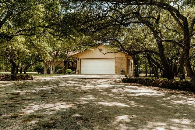 134 Thomas Ridge Rd, Burnet, TX 78611 (#5001015) :: Lancashire Group at Keller Williams Realty