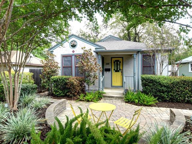 4801 Red River St, Austin, TX 78751 (#5003769) :: The Perry Henderson Group at Berkshire Hathaway Texas Realty