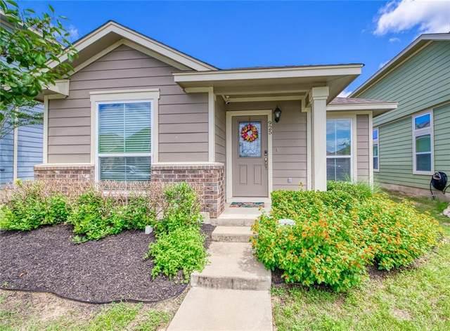 925 Alamo Plaza Dr, Cedar Park, TX 78613 (#5004895) :: Papasan Real Estate Team @ Keller Williams Realty