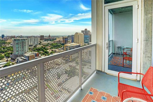 301 West Ave #2802, Austin, TX 78701 (#5005020) :: R3 Marketing Group