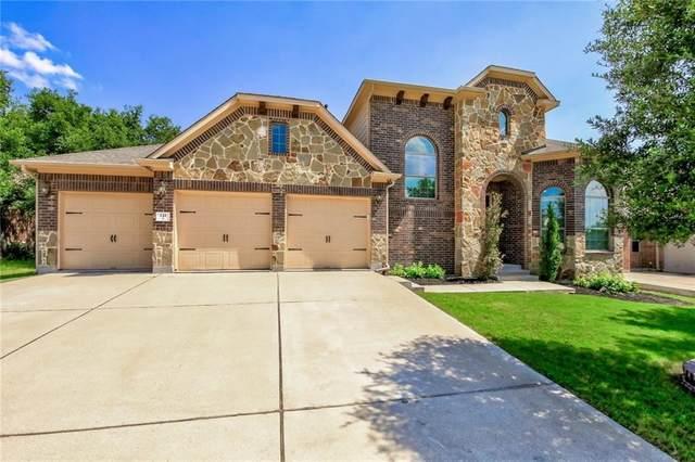 121 Lady Bird Ln, Georgetown, TX 78628 (#5005313) :: Zina & Co. Real Estate
