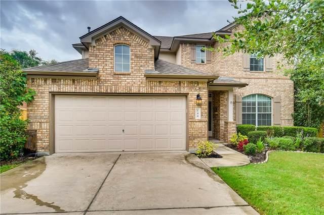 144 Copper Lake Ln, Georgetown, TX 78628 (#5009637) :: Zina & Co. Real Estate