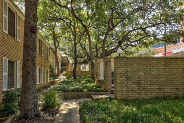 908 E 32nd St #103, Austin, TX 78705 (#5010776) :: Ana Luxury Homes