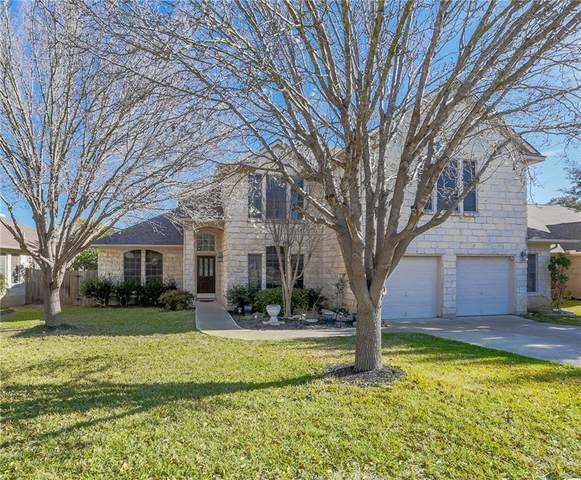1807 Cattle Dr, Cedar Park, TX 78613 (#5011488) :: The Heyl Group at Keller Williams