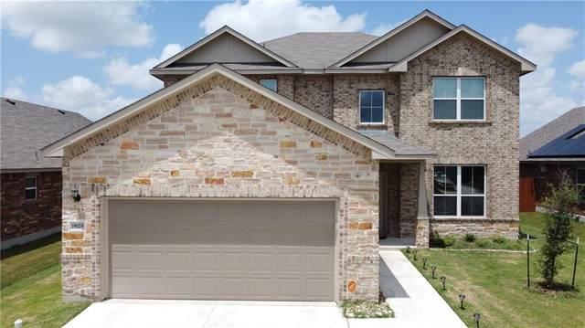 19028 Scoria Dr, Pflugerville, TX 78660 (#5011792) :: Ben Kinney Real Estate Team