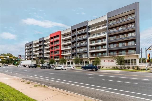 4361 S Congress Ave #529, Austin, TX 78745 (#5012025) :: Lauren McCoy with David Brodsky Properties