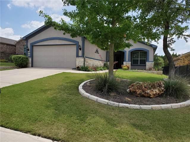 107 Trinity Ln, Georgetown, TX 78633 (MLS #5012454) :: Brautigan Realty