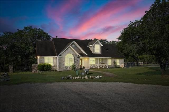 5 Tammy Ter, Wimberley, TX 78676 (#5013250) :: Papasan Real Estate Team @ Keller Williams Realty