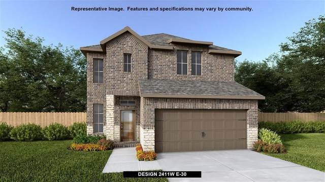 221 Freeman Loop, Liberty Hill, TX 78642 (#5013723) :: The Perry Henderson Group at Berkshire Hathaway Texas Realty