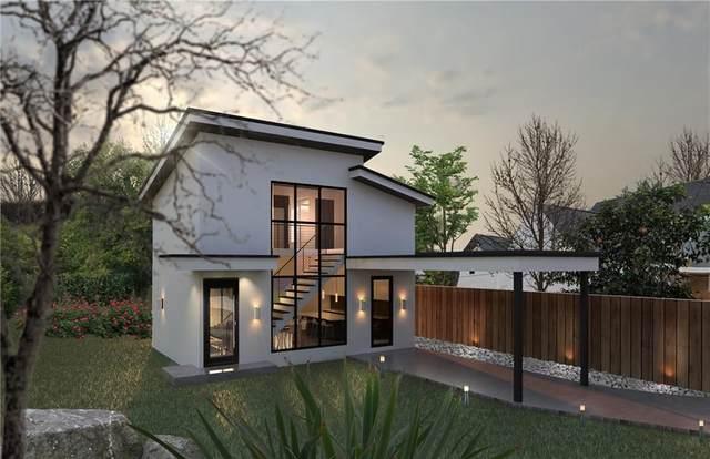 745 Gunter St #2, Austin, TX 78702 (#5014194) :: Ben Kinney Real Estate Team