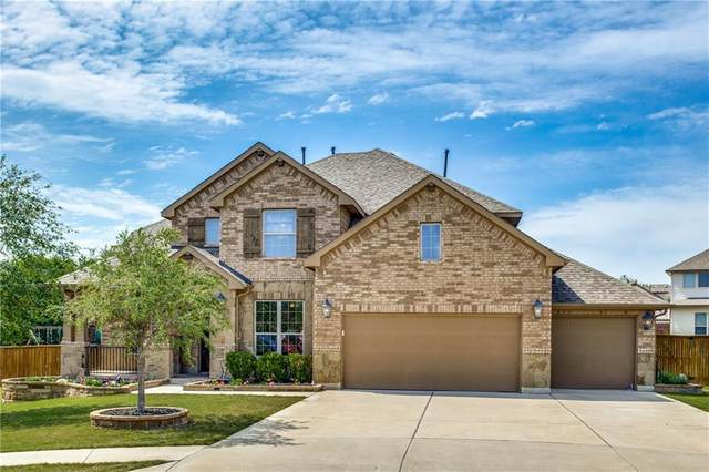 113 Lady Bird Cv, Georgetown, TX 78628 (#5015673) :: Front Real Estate Co.