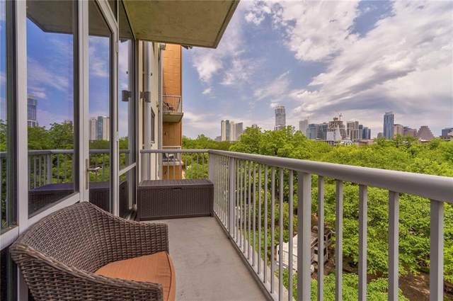 1600 Barton Springs Rd #6509, Austin, TX 78704 (#5016160) :: The Summers Group