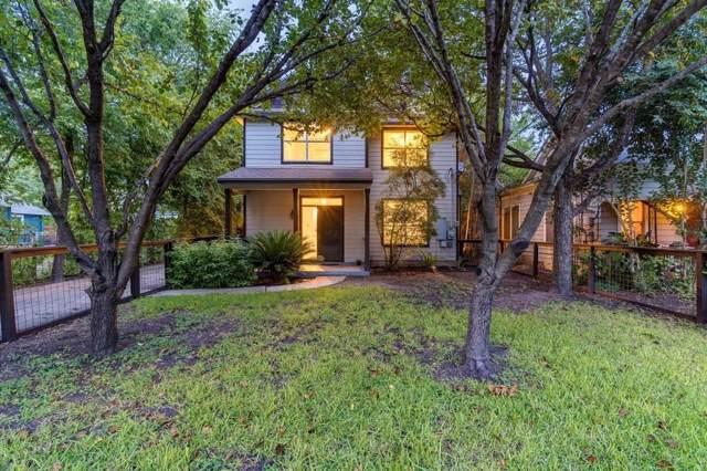 1004 E 49th St, Austin, TX 78751 (#5016916) :: Ben Kinney Real Estate Team
