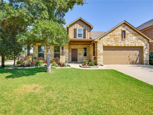 4013 Sapphire Loop, Round Rock, TX 78681 (#5020231) :: Service First Real Estate