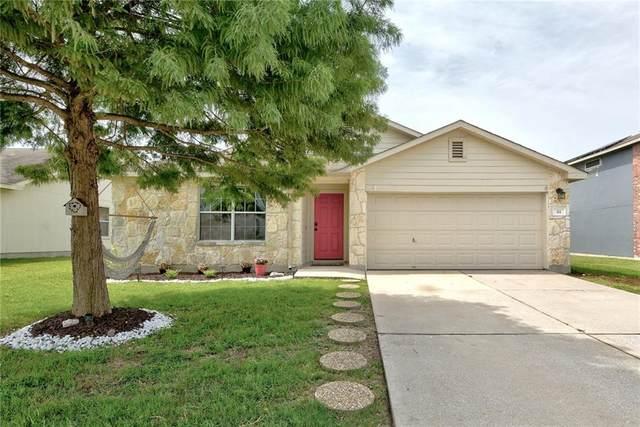 311 Brown St, Hutto, TX 78634 (#5023013) :: Ben Kinney Real Estate Team