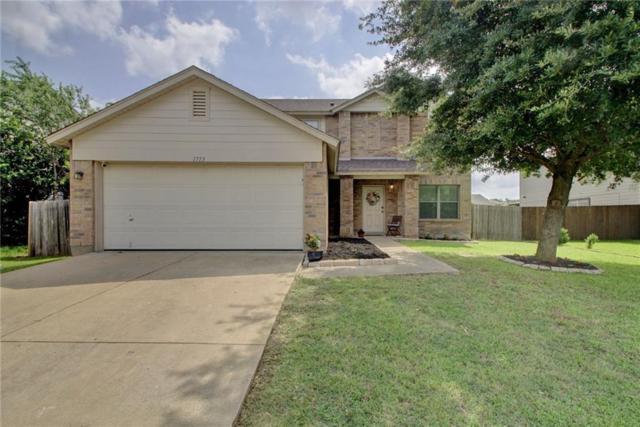 1713 Amistad Way, Round Rock, TX 78665 (#5028725) :: Watters International