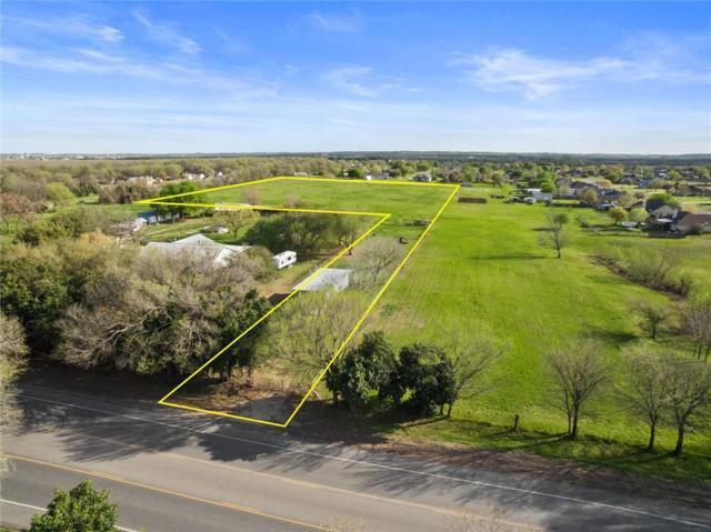 18650 San Marcos Hwy, Martindale, TX 78655 (#5028830) :: The Heyl Group at Keller Williams