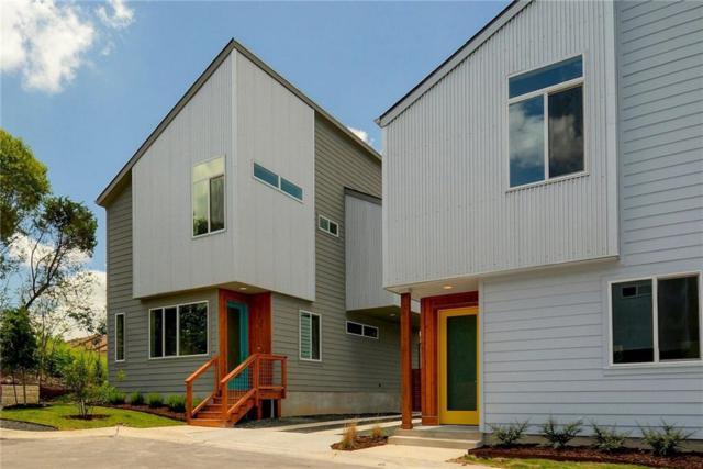 801 N Bluff Dr #22, Austin, TX 78745 (#5029384) :: Van Poole Properties Group