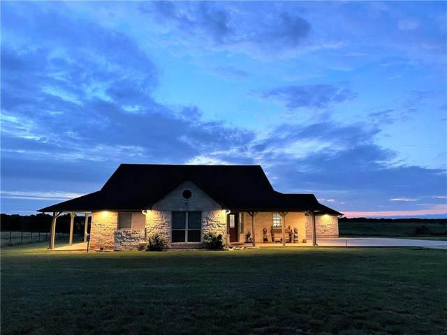 14551 Fm 619, Coupland, TX 78615 (#5029795) :: Papasan Real Estate Team @ Keller Williams Realty