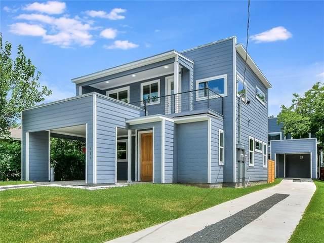 510 Blackson Ave A, Austin, TX 78752 (#5029914) :: Papasan Real Estate Team @ Keller Williams Realty