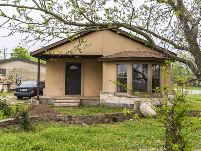 1203 Center St W Cisneros St, Kyle, TX 78640 (#5031289) :: Lancashire Group at Keller Williams Realty