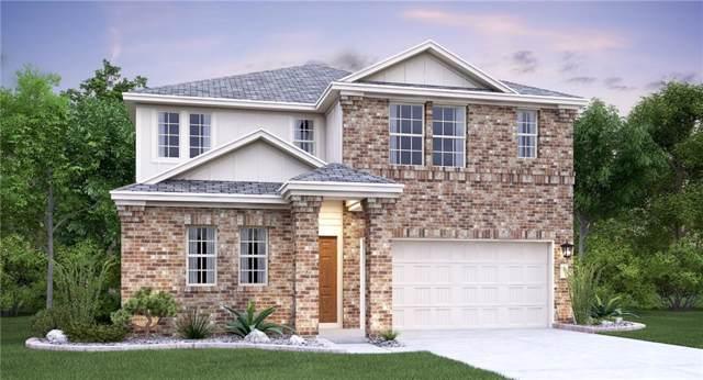 116 Concho Brook Bend, Georgetown, TX 78626 (#5032830) :: Ben Kinney Real Estate Team