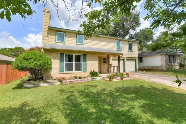 6805 Side Saddle St, Austin, TX 78745 (#5033209) :: Ben Kinney Real Estate Team