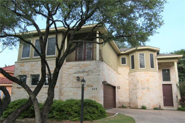 406 Hazeltine Dr, Lakeway, TX 78734 (#5033984) :: Watters International