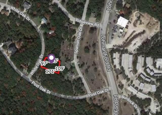 7203 White Oak Dr, Lago Vista, TX 78645 (#5035849) :: Douglas Residential
