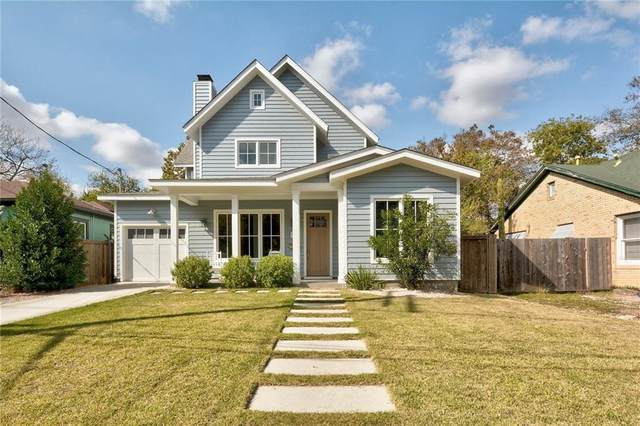 1708 Bouldin Ave, Austin, TX 78704 (#5036300) :: The Perry Henderson Group at Berkshire Hathaway Texas Realty