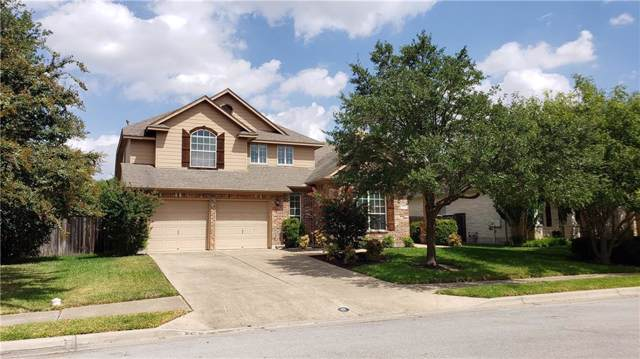 1000 Hidden View Pl, Round Rock, TX 78665 (#5036922) :: The Heyl Group at Keller Williams