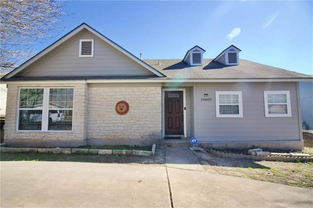 10009 Derringer Trl, Austin, TX 78753 (#5037272) :: Realty Executives - Town & Country