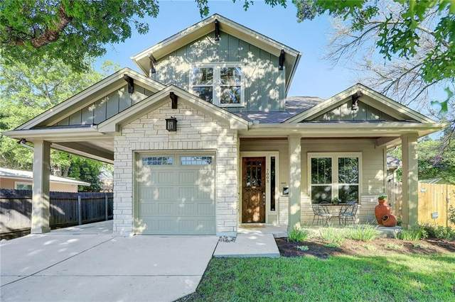 7003 Daugherty St, Austin, TX 78757 (#5038518) :: First Texas Brokerage Company
