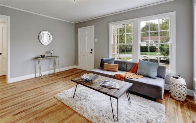 614 Genard St, Austin, TX 78751 (#5038646) :: Papasan Real Estate Team @ Keller Williams Realty