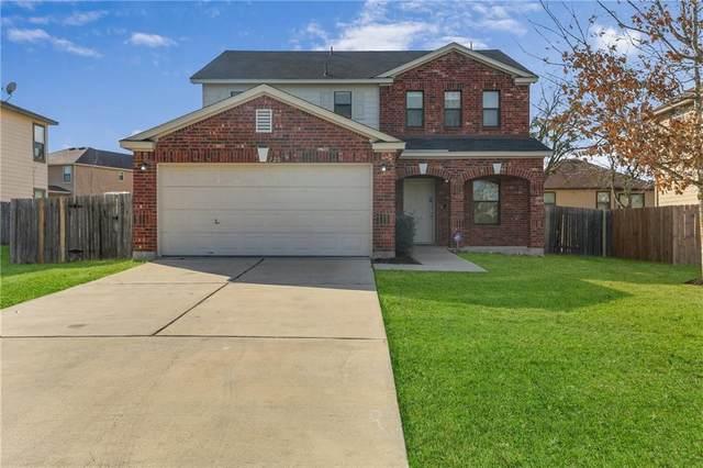 120 Peach Tree Pass, Kyle, TX 78640 (#5040767) :: Papasan Real Estate Team @ Keller Williams Realty
