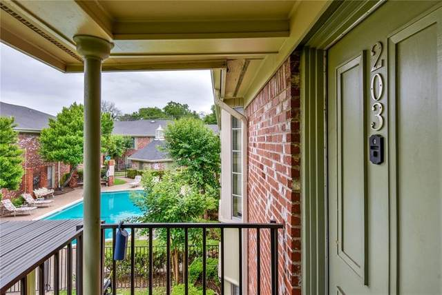 7920 Rockwood Ln #203, Austin, TX 78757 (#5041929) :: The Perry Henderson Group at Berkshire Hathaway Texas Realty