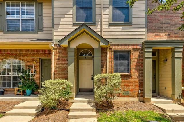 2000 Cullen Ave #6, Austin, TX 78757 (#5044881) :: Papasan Real Estate Team @ Keller Williams Realty