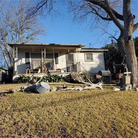 1729 Bunche Rd, Austin, TX 78721 (#5046569) :: Ben Kinney Real Estate Team